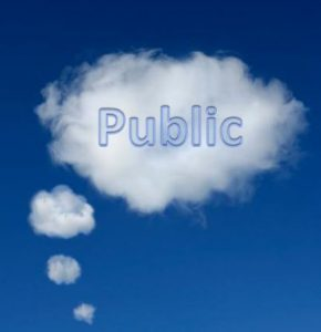 public Cloud, Cloud Computing